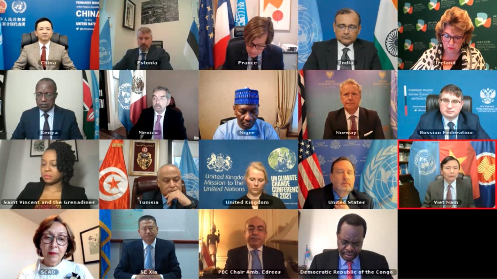 Hội đồng Bảo an LHQ thảo luận về thách thức an ninh tại khu vực Các Hồ Lớn châu Phi