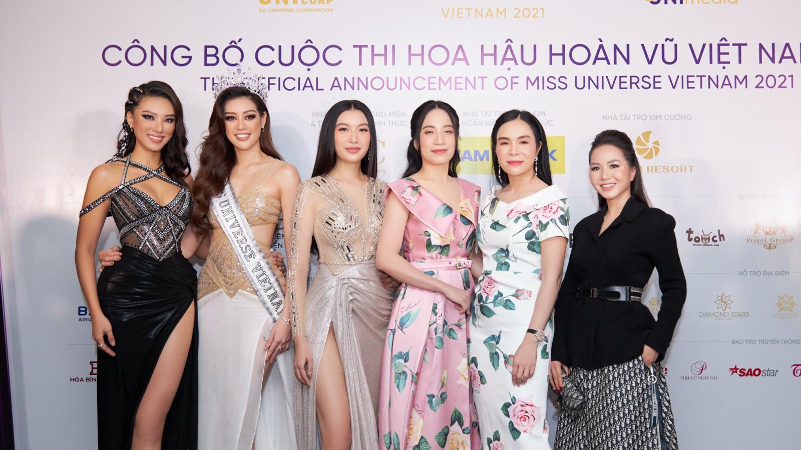 Cuộc thi Hoa hậu Hoàn vũ Việt Nam 2021 nâng tuổi thí sinh lên 27 tuổi