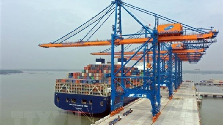 Vietnam's seaport system has eight more terminals