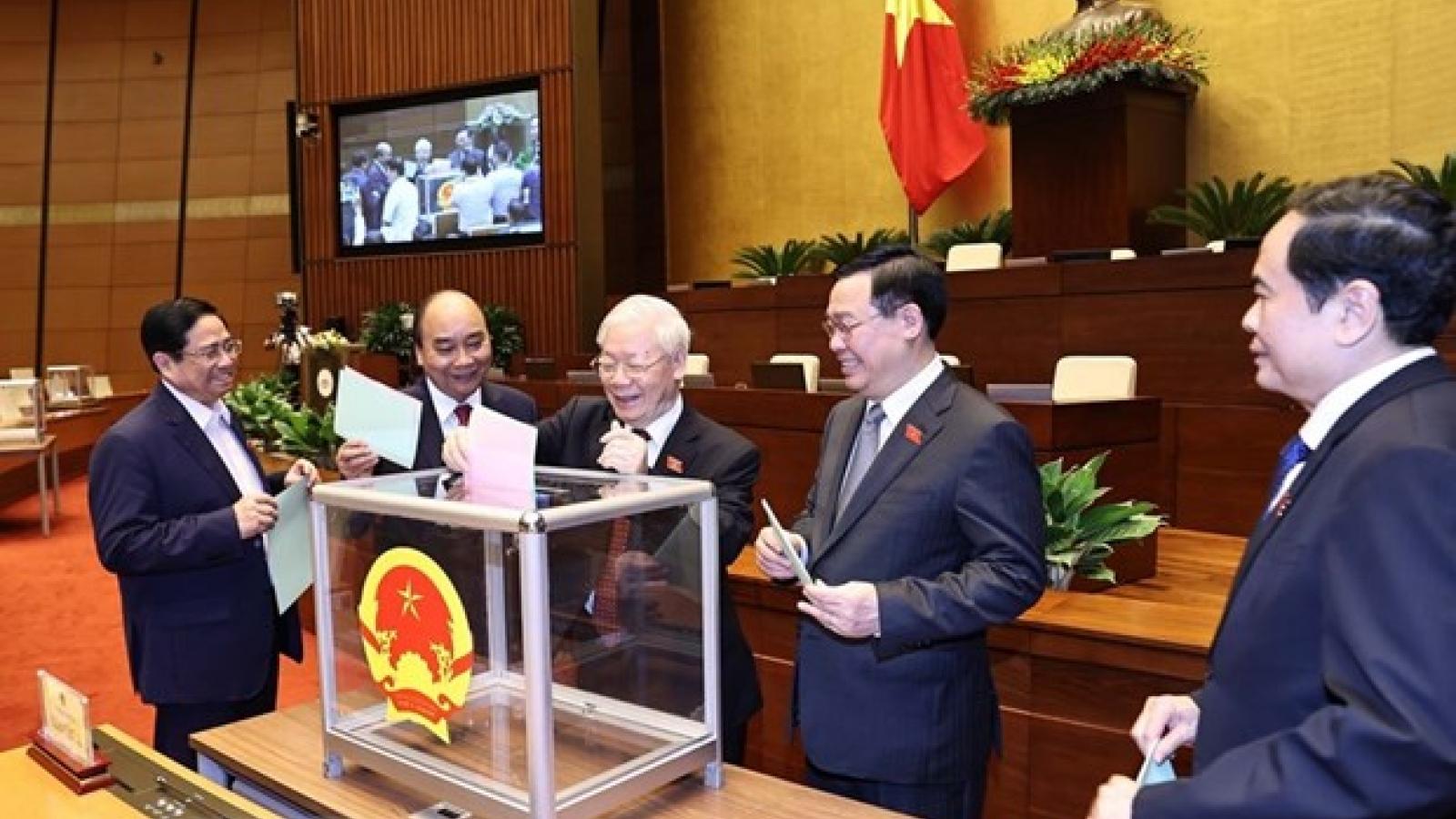 Quan hệ Việt Nam- Czech sẽ có những bước tiến mới sau khi Việt Nam có ban lãnh đạo mới