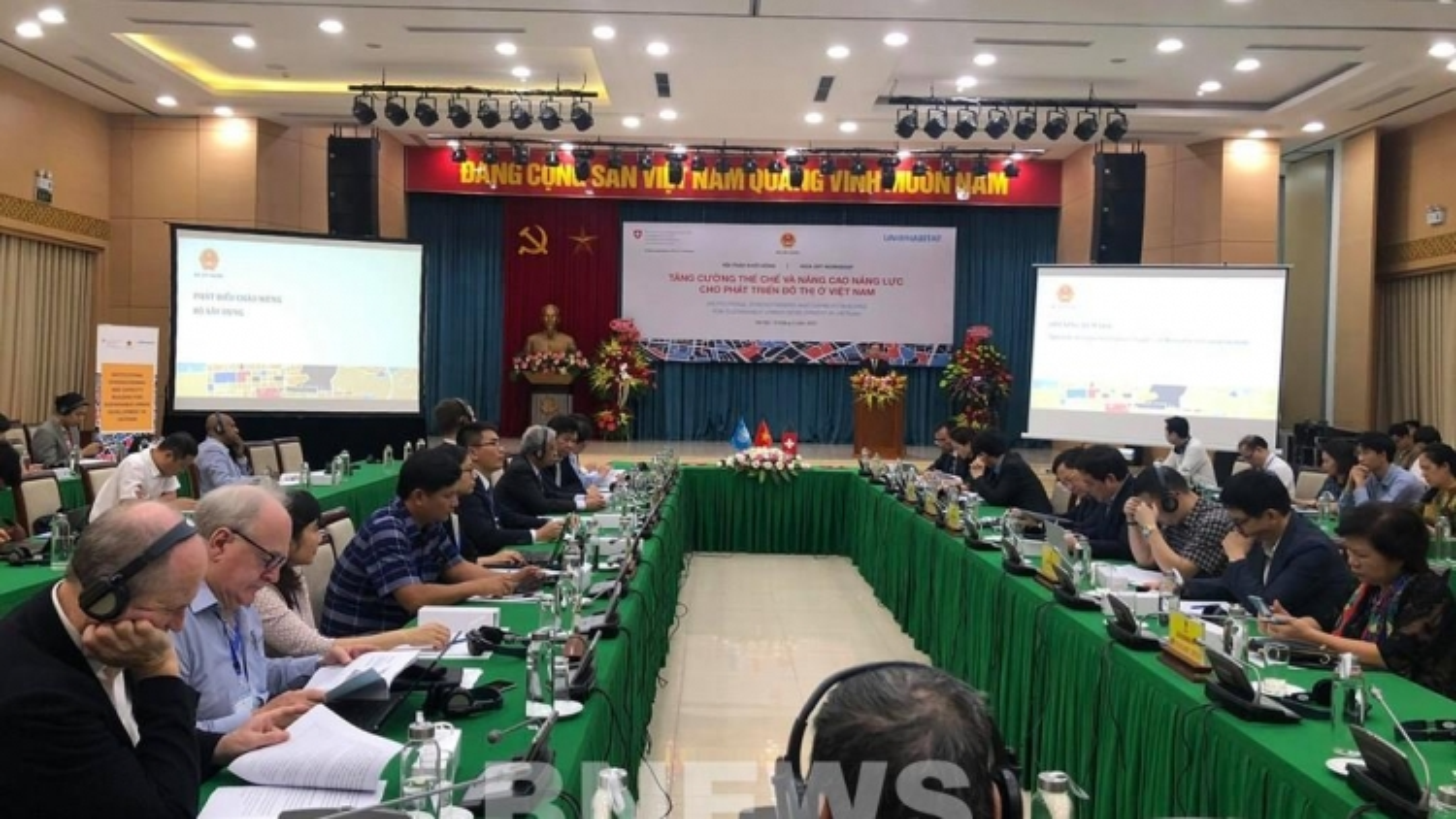 Seminar discusses capacity building for urban development in Vietnam