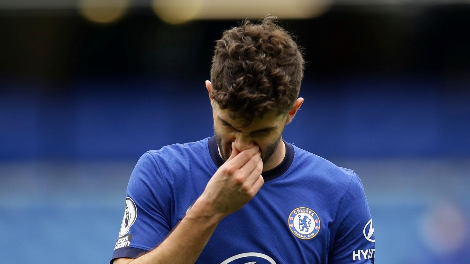 "Chelsea nhận tin ""sét đánh"" trước trận tứ kết Champions League"