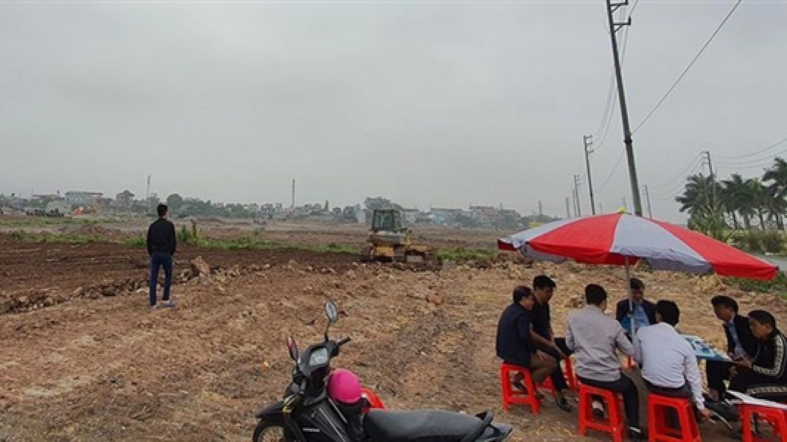 Giá đất Hà Nội có nơi tăng 200%