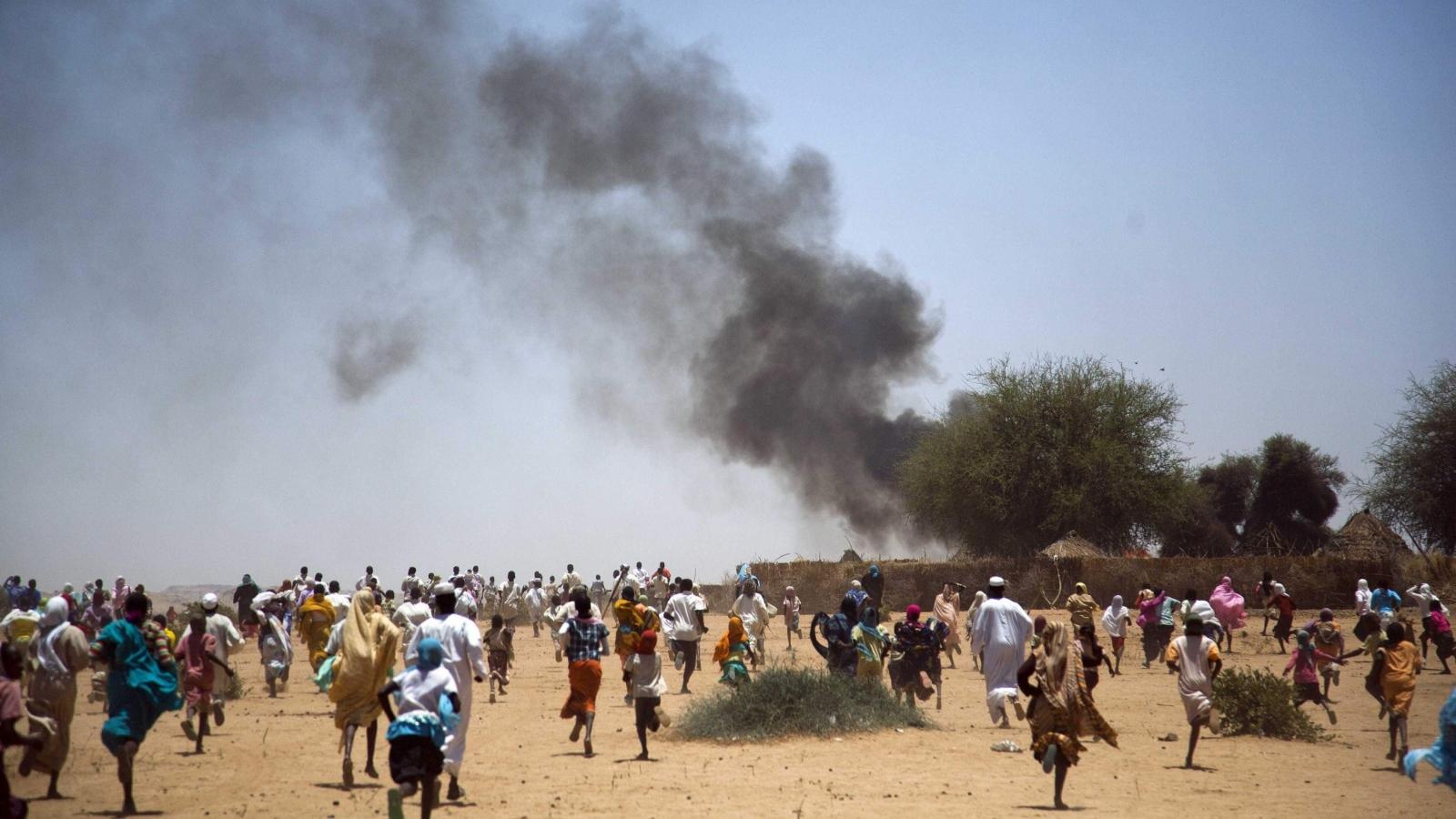 Đụng độ tại Tây Darfur (Sudan) khiến 132 người thiệt mạng