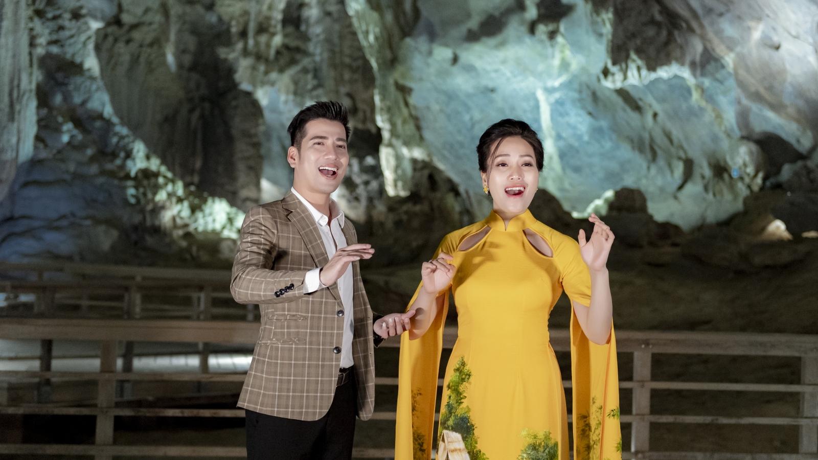 """Quảng Bình mộc mạc, nên thơ trong MV mới của Trần Nguyên Thắng """"Quảng Bình quê anh"""""""