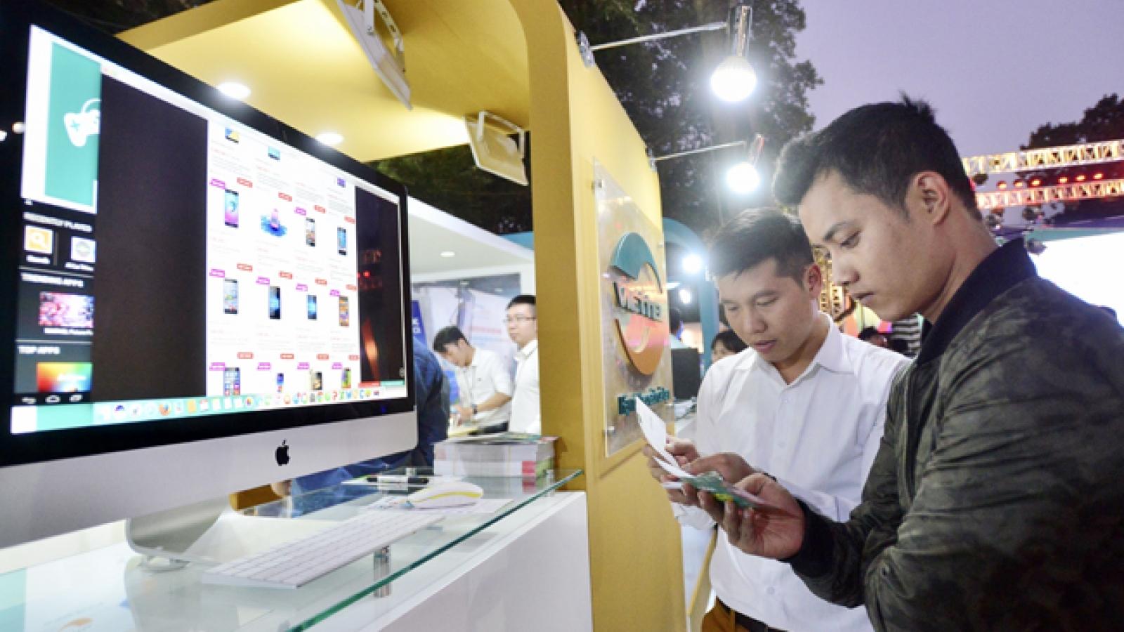 Tận dụng nền tảng thương mại điện tử giúp tăng lợi thế trong các FTA