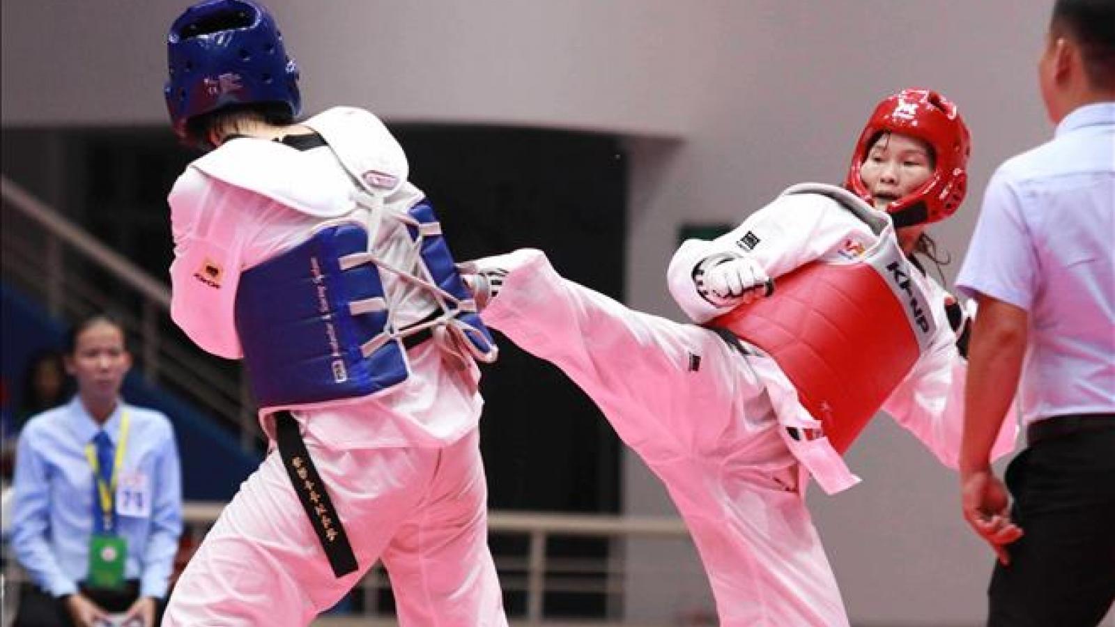 800 local taekwondo artists to compete in Korean Ambassador Cup