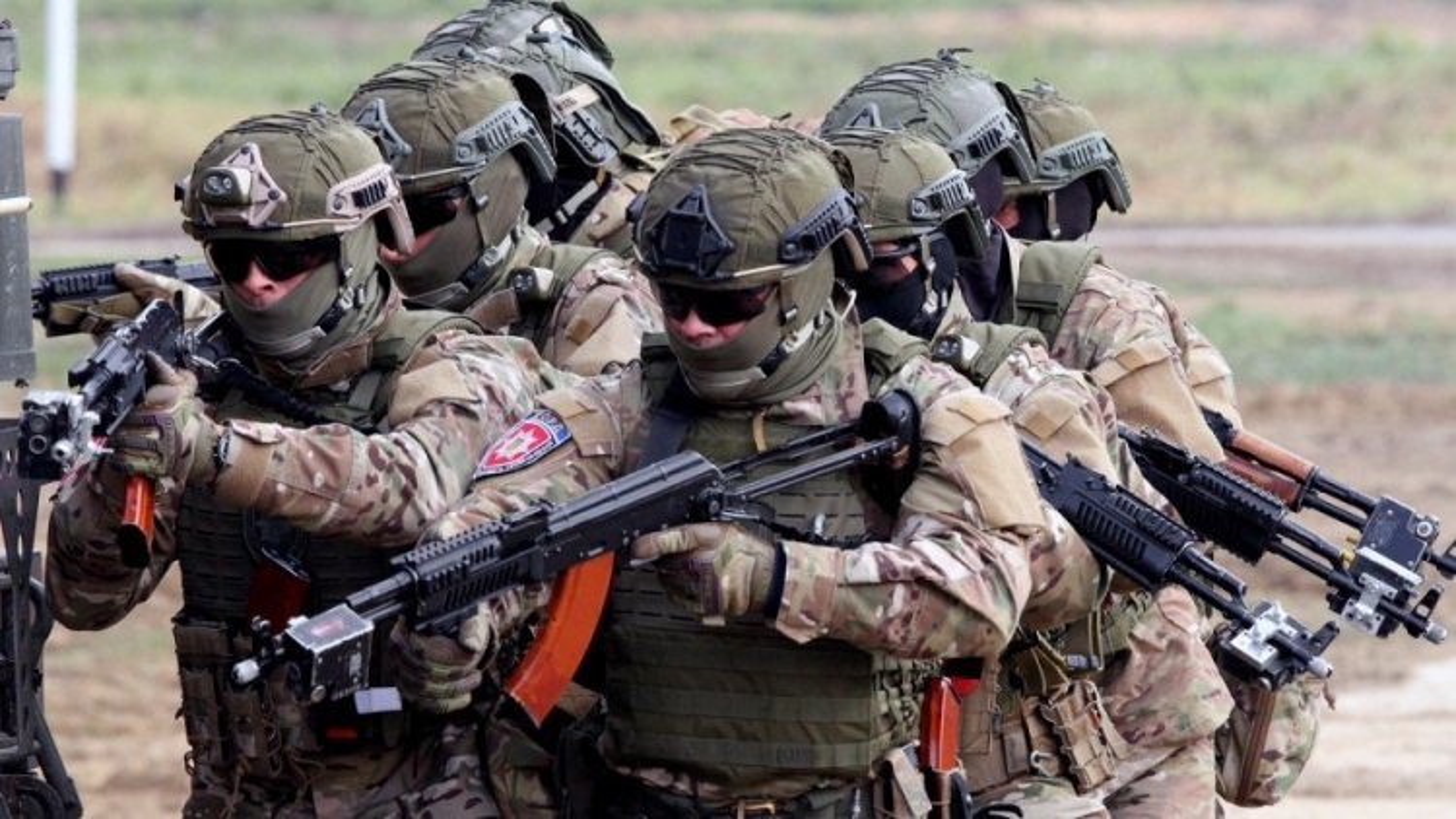 Ukraine tập trận chống khủng bố quy mô toàn quốc