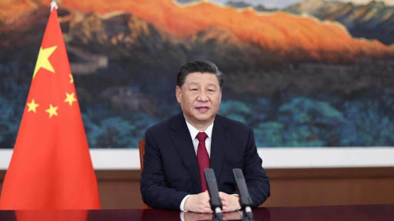 Chủ tịch Trung Quốc Tập Cận Bình sẽ dự Hội nghị thượng đỉnh về khí hậu của Mỹ