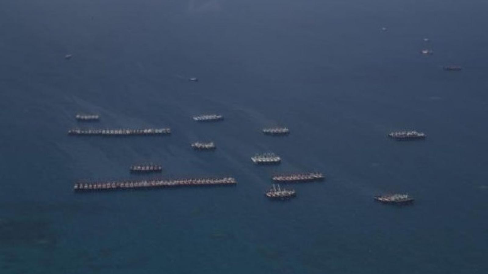 Philippines gửi công hàm ngoại giao phản đối Trung Quốc hàng ngày