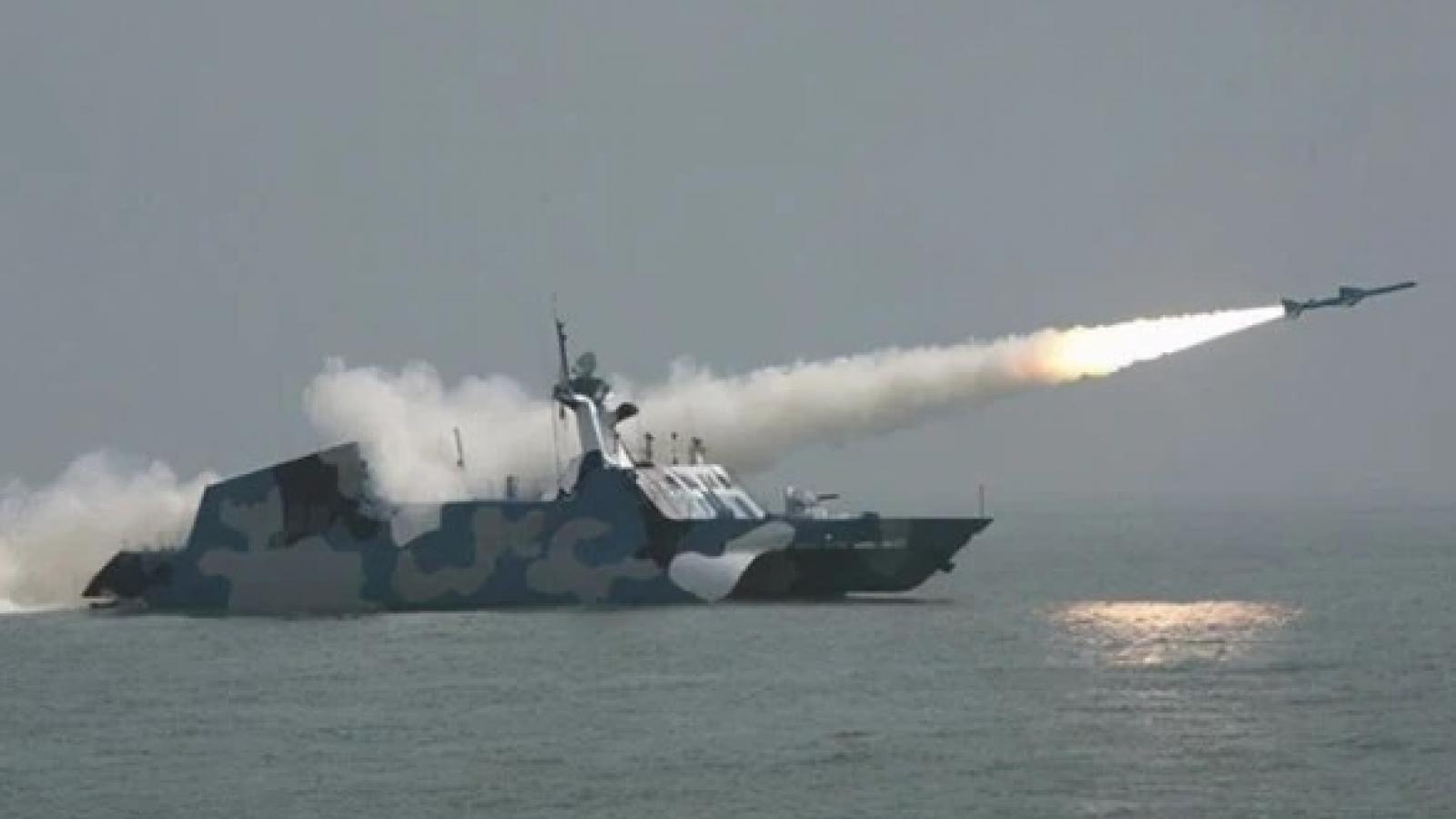Tình báo Mỹ đưa Trung Quốc lên đứng đầu danh sách mối đe dọa