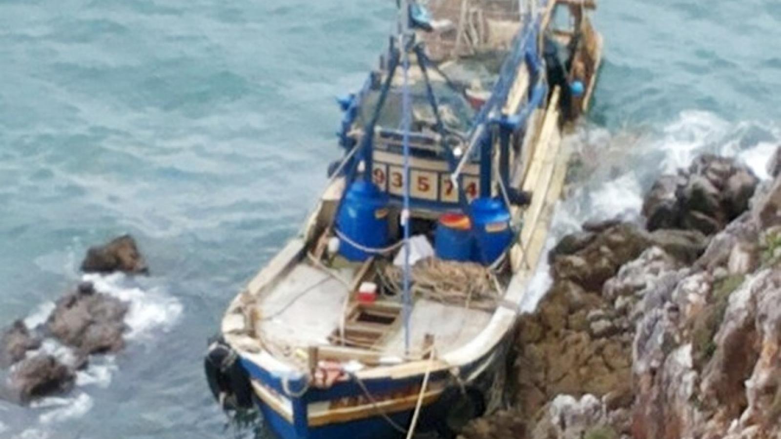 Tố giác 4 người vứt xác thuyền viên xuống biển