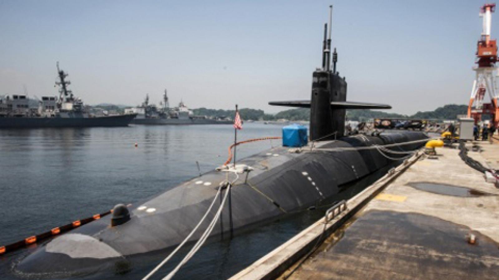 Vì sao tàu ngầm lớp Ohio của Mỹ vẫn là vũ khí đáng sợ nhất thế giới?