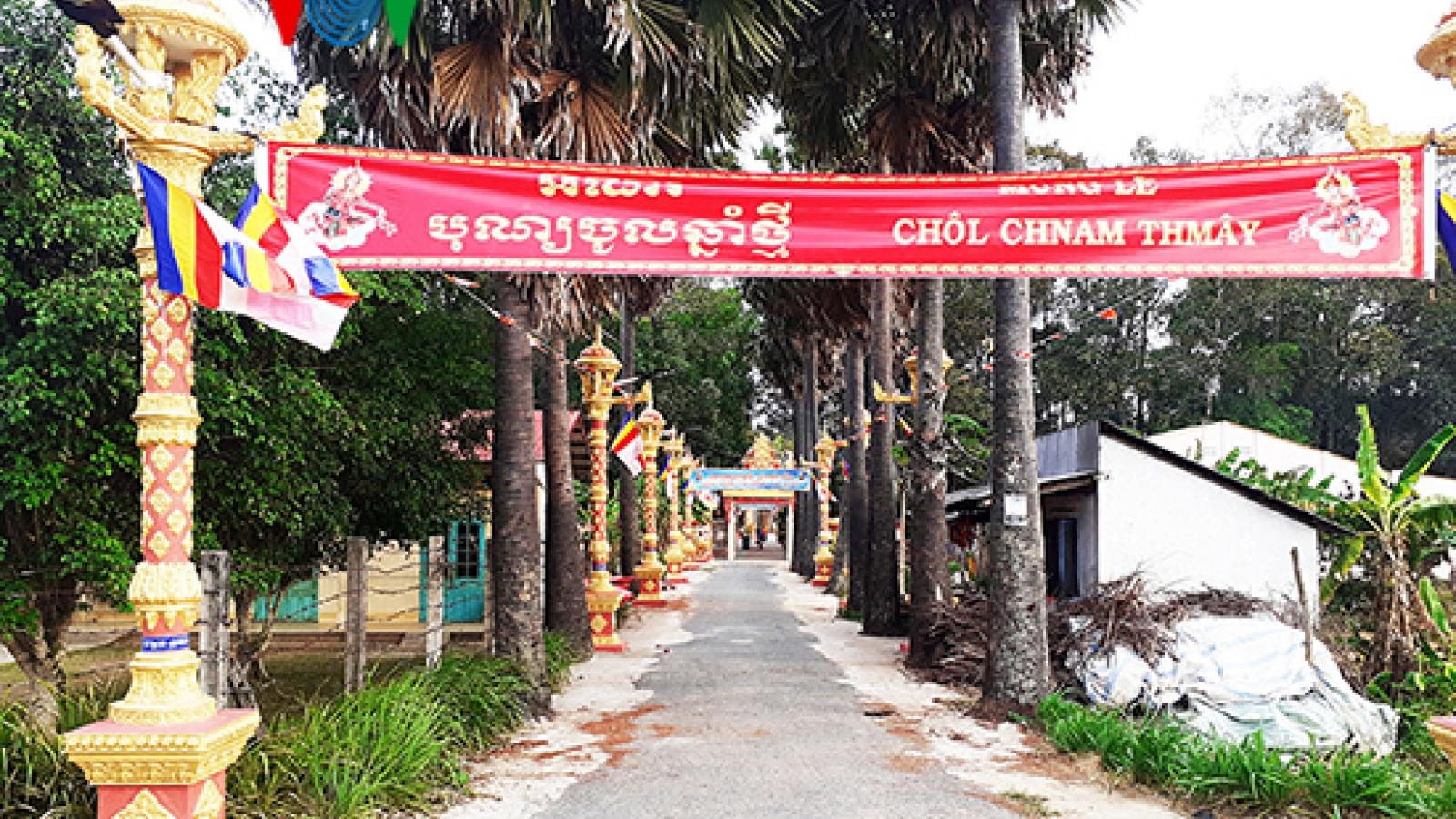 Thủ tướng Phạm Minh Chính chúc mừng đồng bào Khmer dịp Tết Chôl Chnăm Thmây