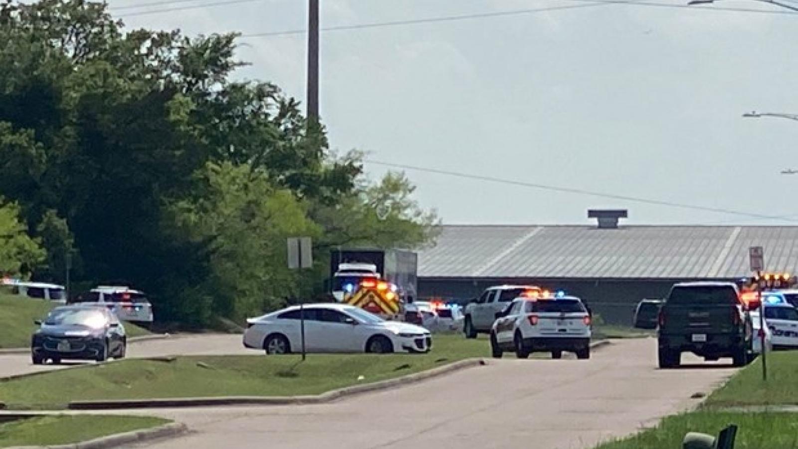 Nhiều người bị thương trong vụ xả súng tại bang Texas