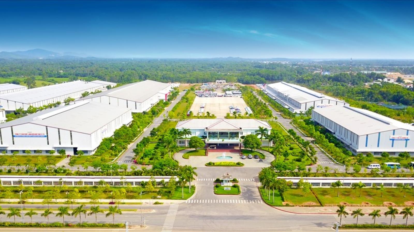Quảng Nam thuộc nhóm dẫn đầu vùng kinh tế trọng điểm miền Trung