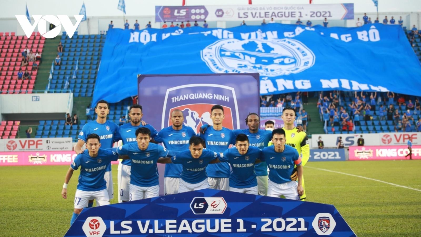 """Cầu thủ Than Quảng Ninh được trả 7 tháng lương sau khi """"kêu cứu"""""""