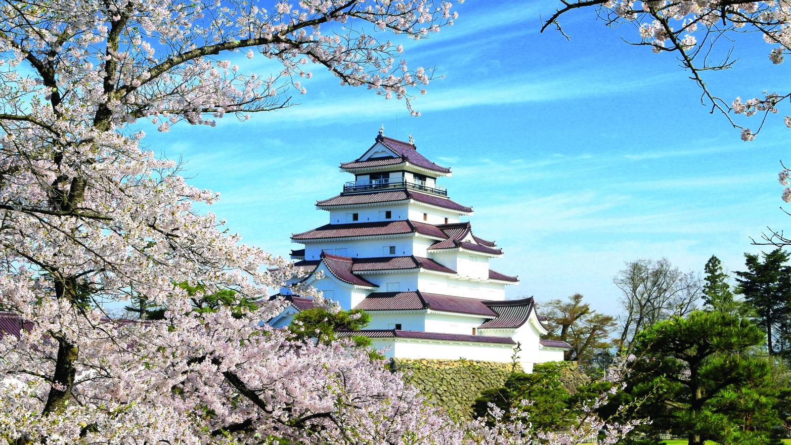Vẻ đẹp kỳ thú tại quê hương samurai