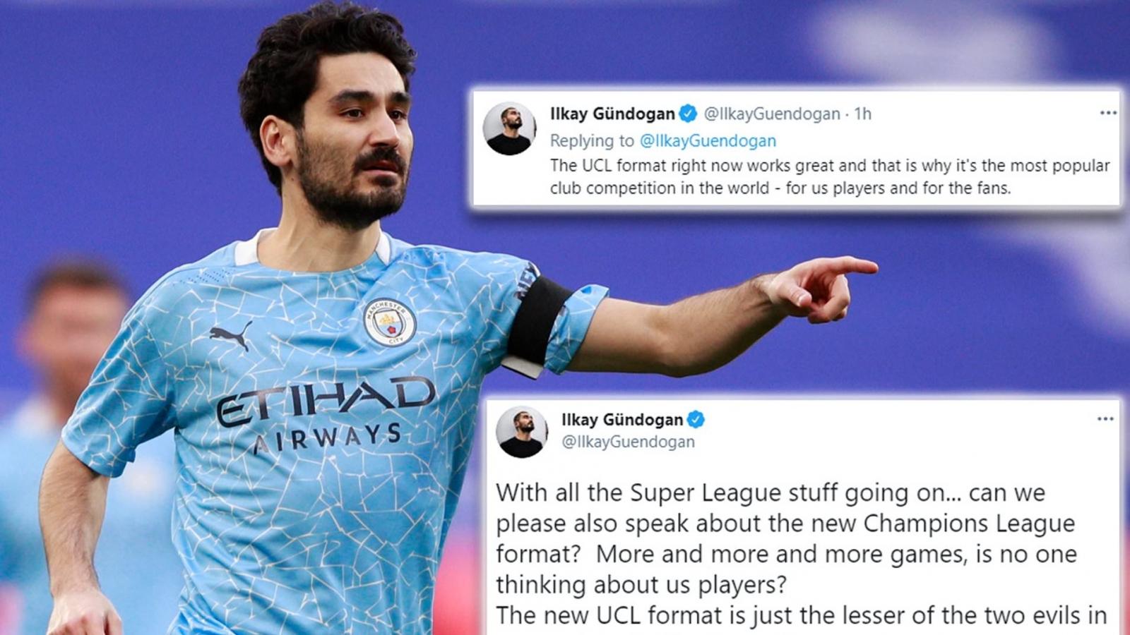 Thể thức mới của Champions League tồi tệ không kém Super League