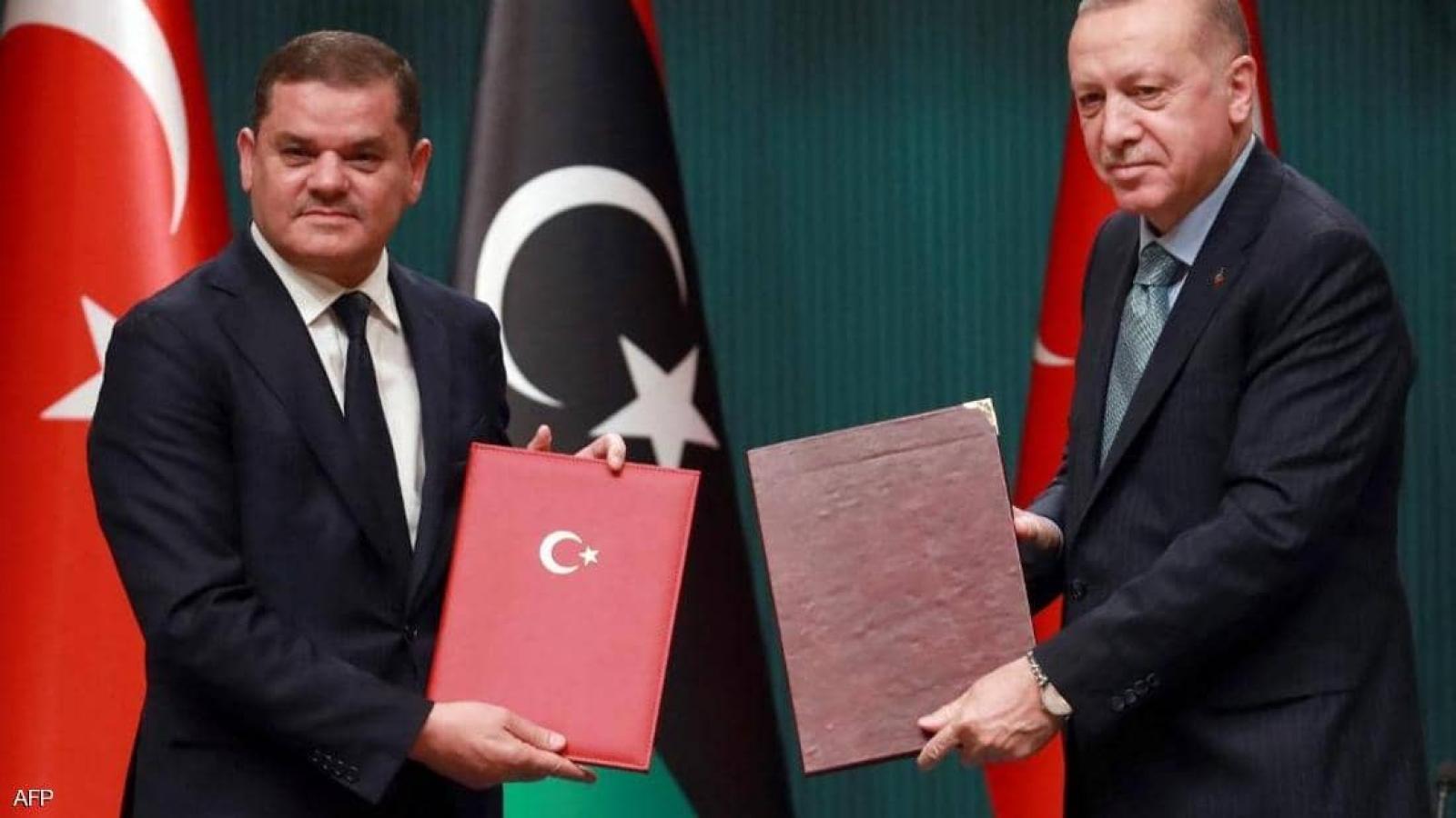 Thổ Nhĩ Kỳ và Libya ký một loạt thỏa thuận hợp tác chiến lược