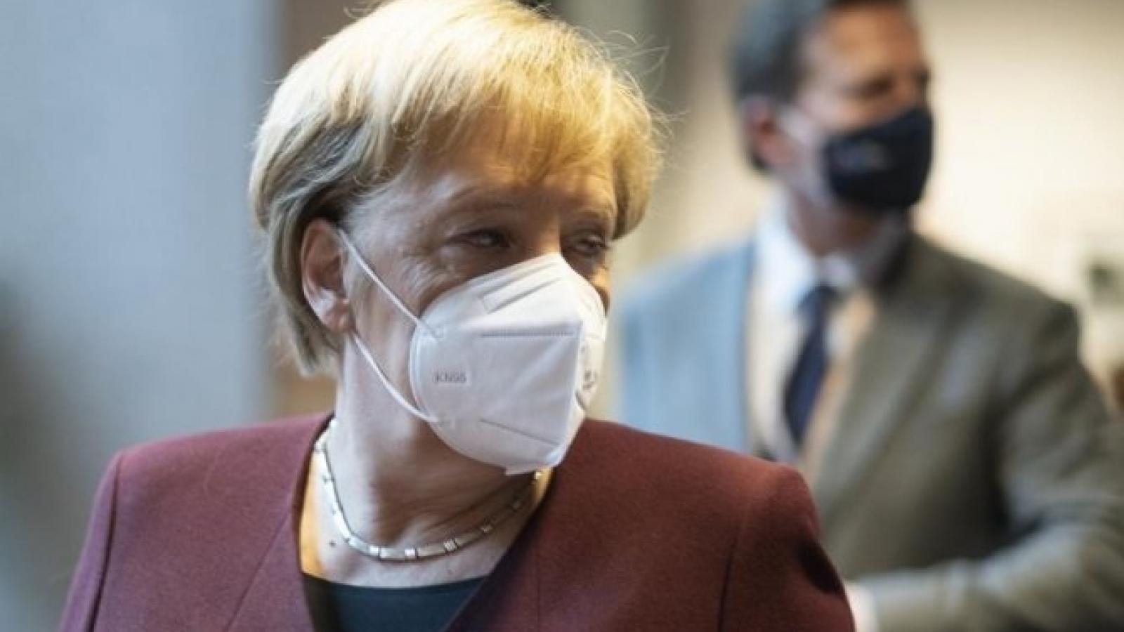 Thủ tướng Đức kêu gọi ban bố lệnh phong tỏa để ngăn chặn làn sóng Covid-19 thứ 3