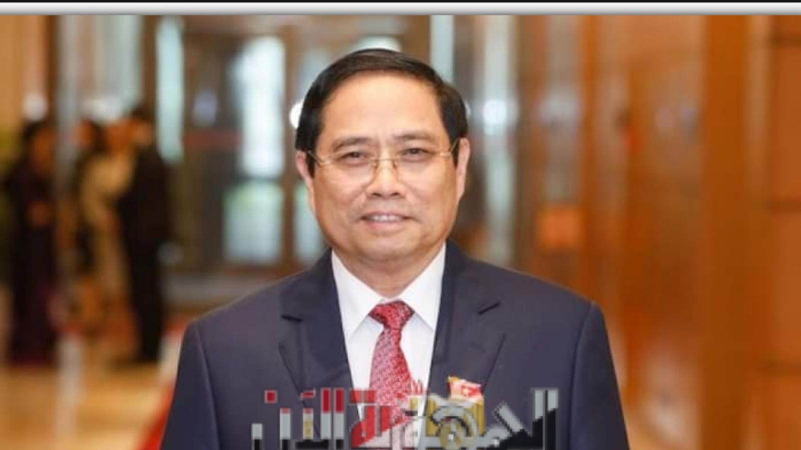 Báo chí Ai Cập đưa tin đậm nét nhân sự cấp cao mới của Việt Nam