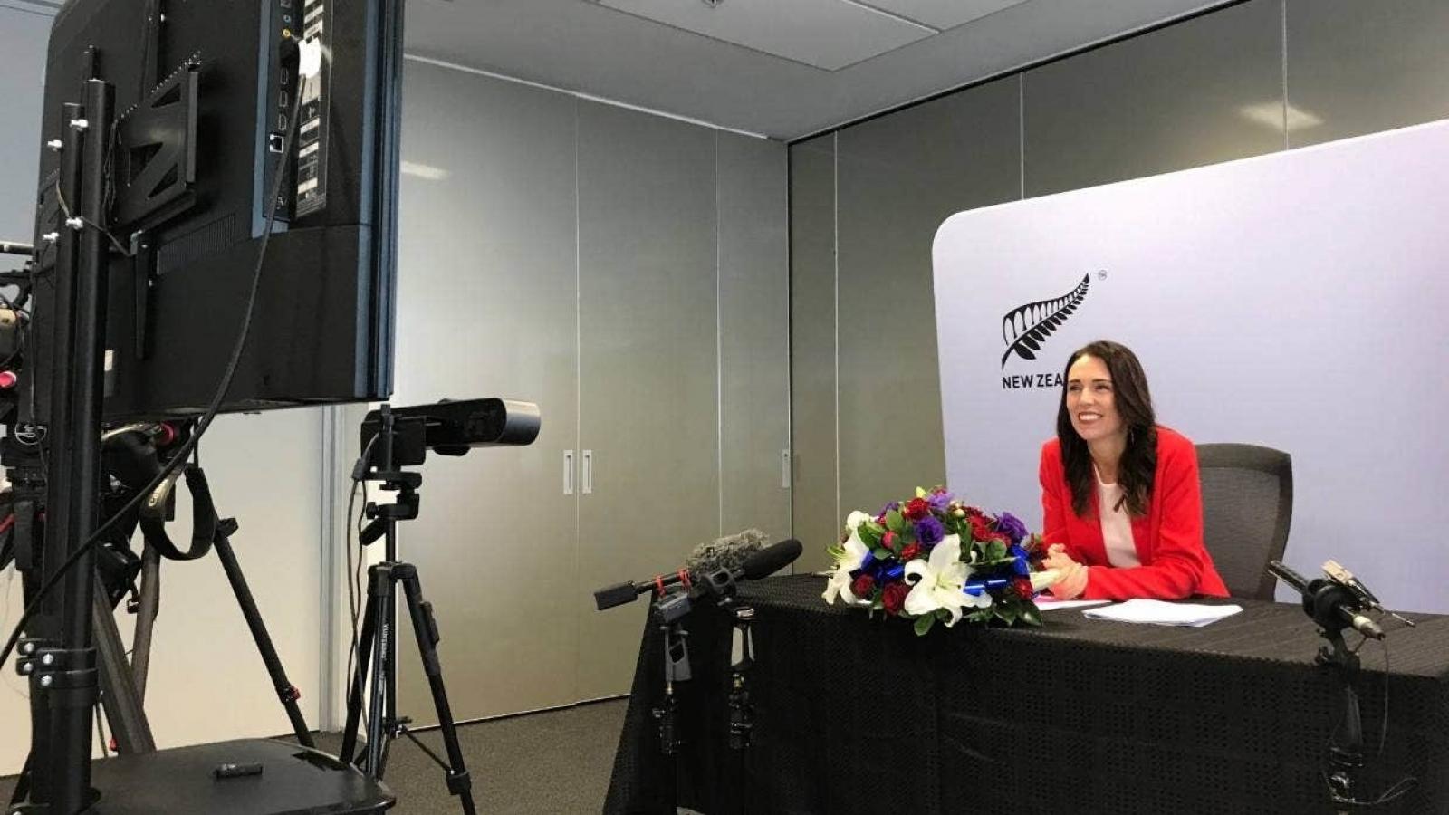 New Zealand tuyên bố sẽ không chọn phe trong cuộc cạnh tranh Mỹ-Trung