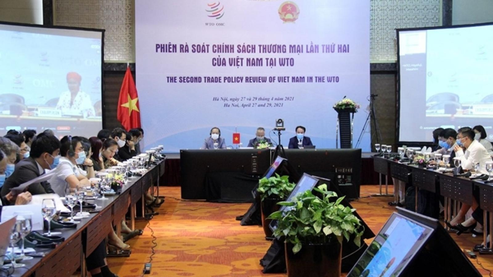 Khai mạc phiên rà soát Chính sách Thương mại lần thứ 2 của Việt Nam tại WTO