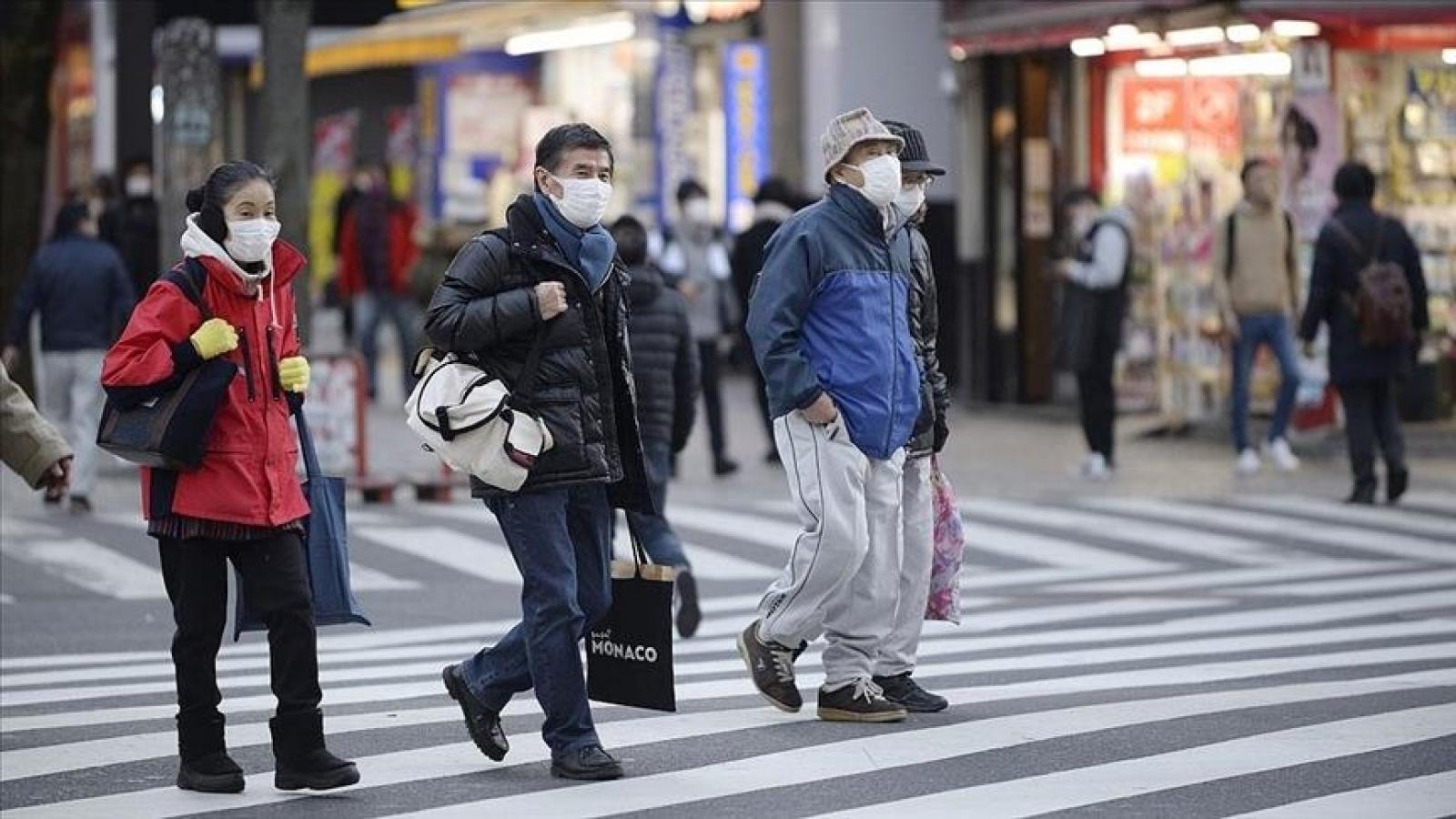 Nhật Bản nỗ lực ngăn chặn nguy cơ làn sóng Covid-19 thứ 4