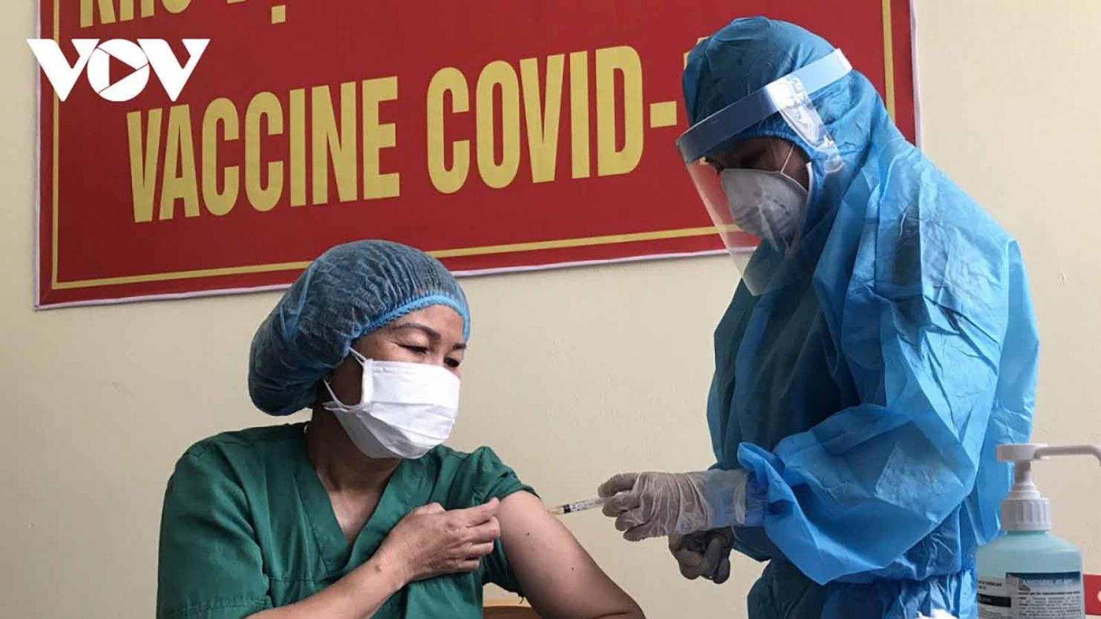 Bình Định được phân bổ 8.400 liều vaccine Covid-19