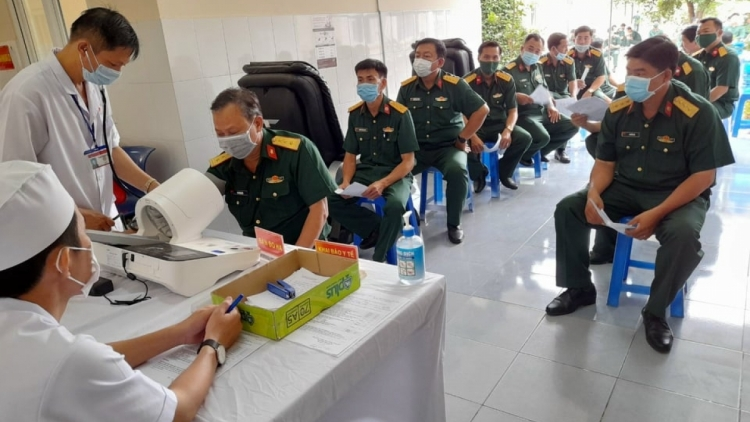 COVID-19: A Chinese national alongside 7 local entrants detected