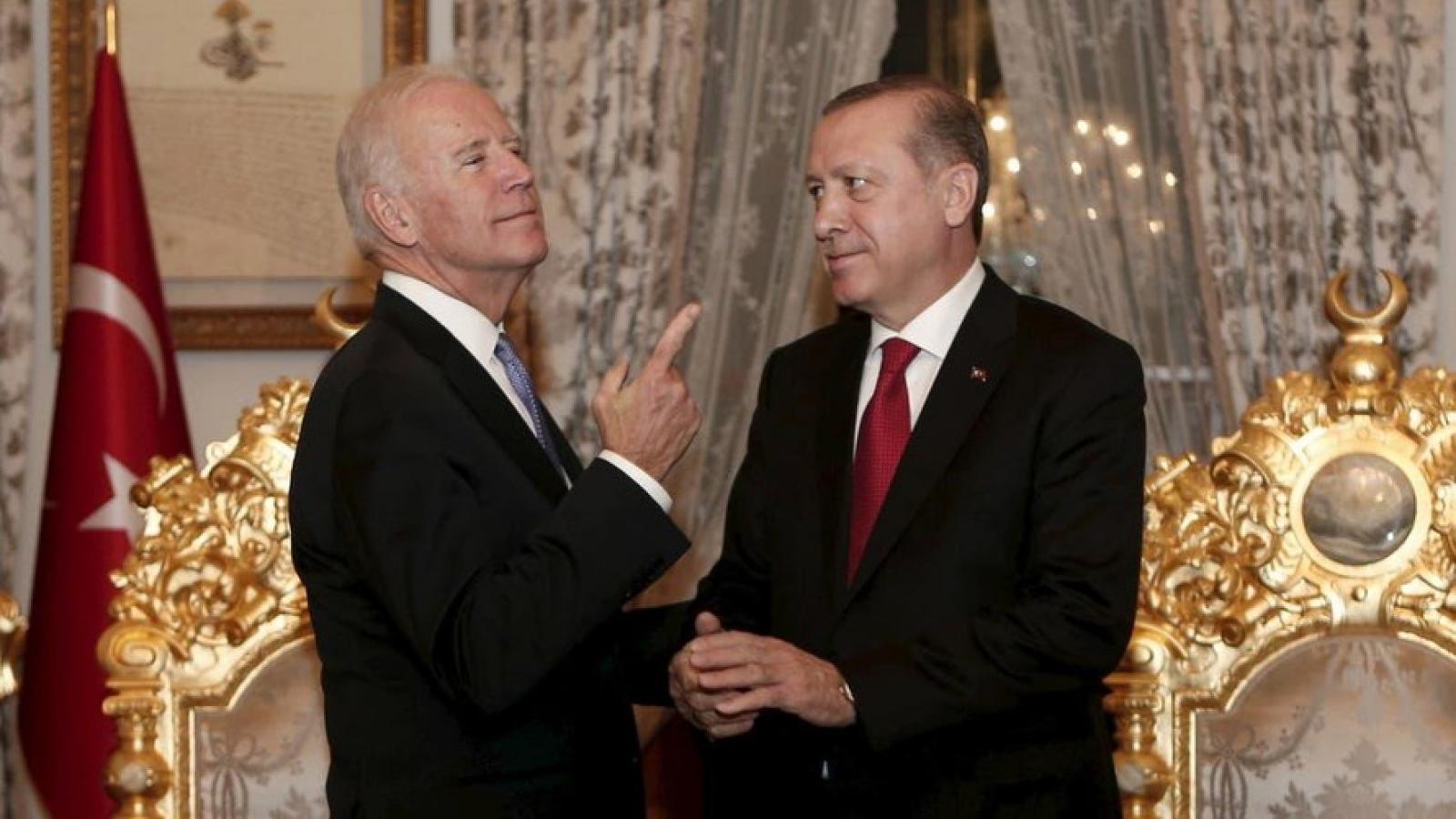Quan hệ Mỹ - Thổ Nhĩ Kỳ căng thẳng vì vấn đề Armenia