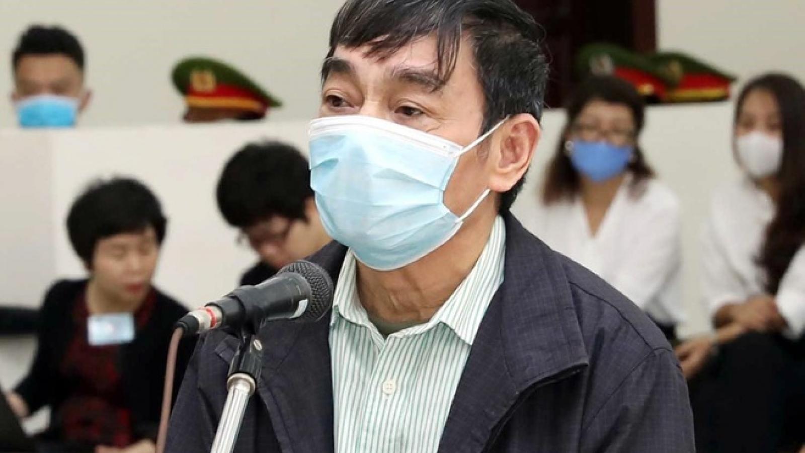 """Nói lời sau cùng, bị cáo vụ Gang thép Thái Nguyên than """"lực bất tòng tâm"""""""