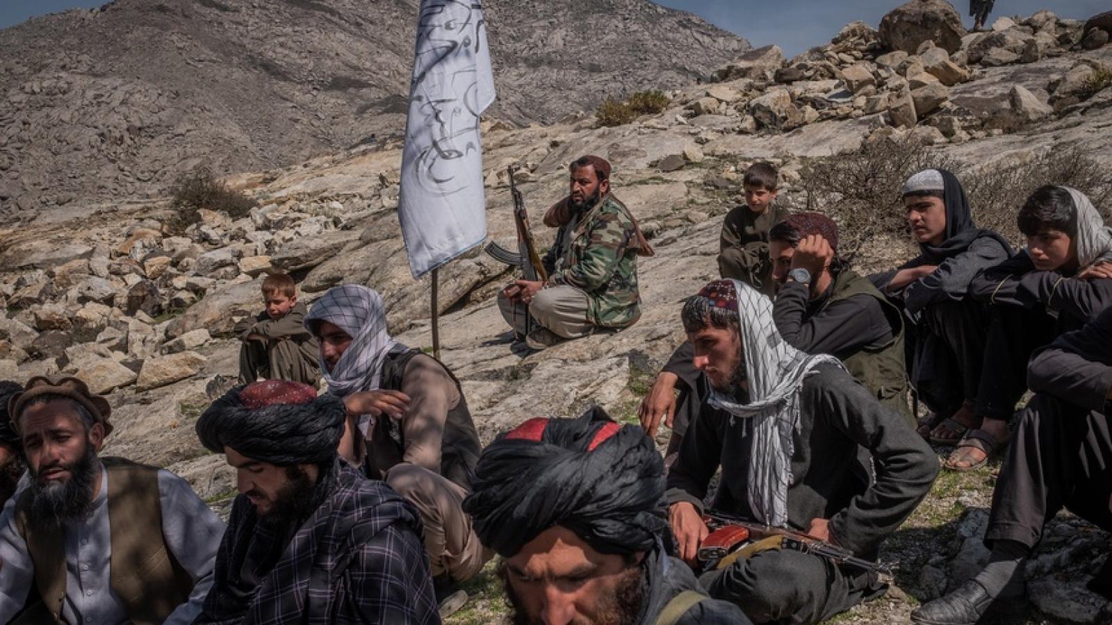 Taliban tuyên bố không đàm phán cho đến khi sạch bóng quân đội nước ngoài tại Afghanistan
