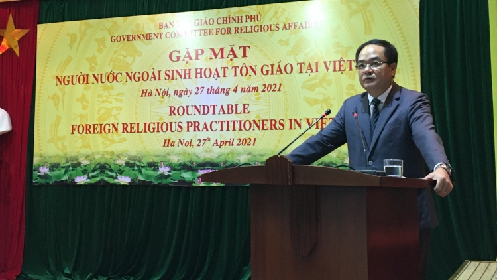 Đảm bảo quyền tự do tín ngưỡng, tôn giáo cho người nước ngoài cư trú hợp pháp tại Việt Nam