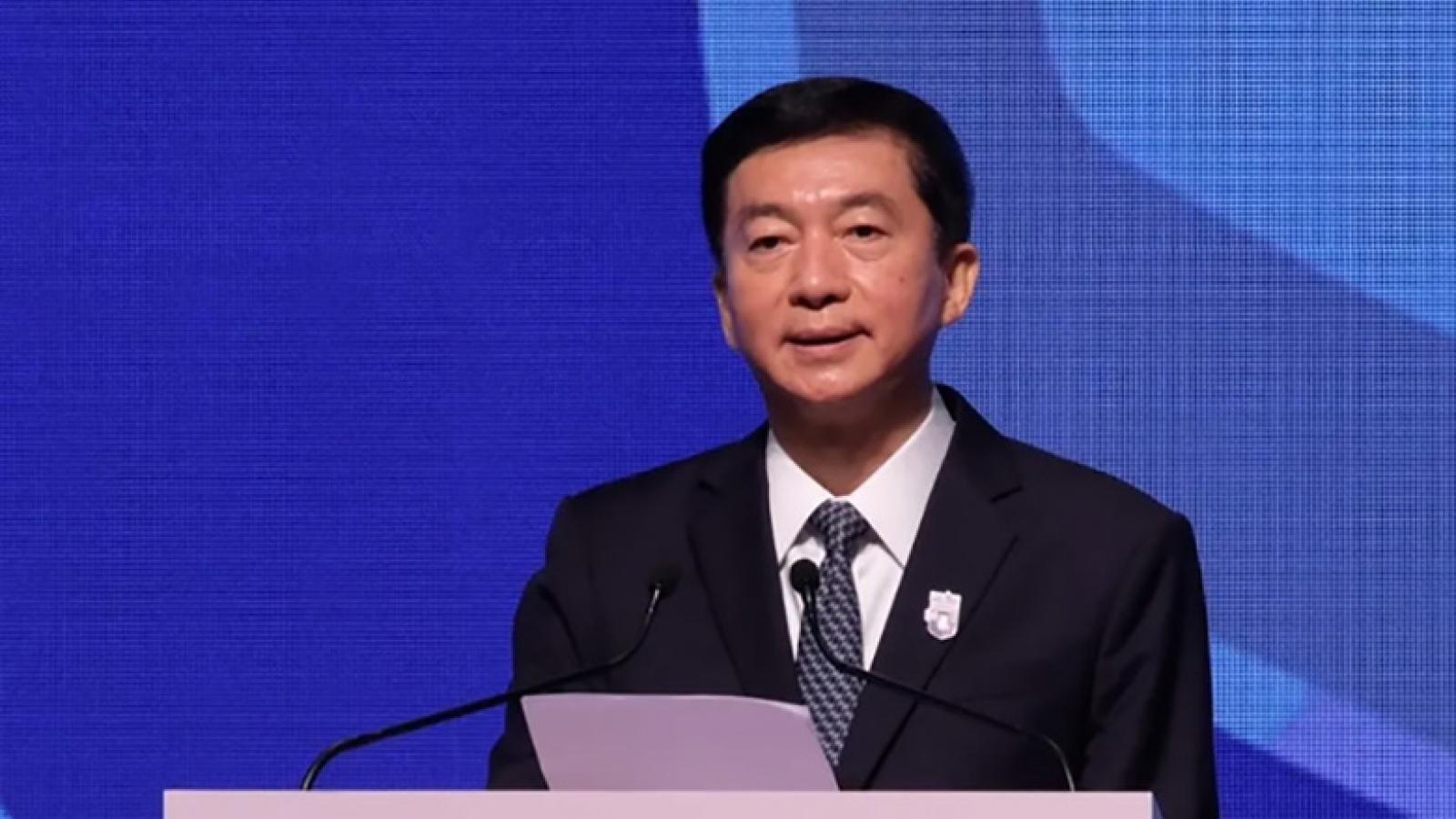 Quan chức Trung Quốc cảnh báo các thế lực nước ngoài không nên can thiệp vào Hong Kong