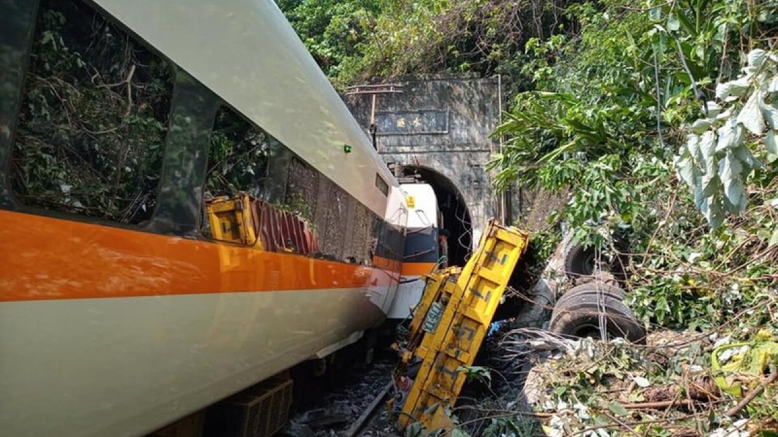 Tai nạn đường sắt ở Đài Loan: Tòa án trả tự do cho nghi phạm