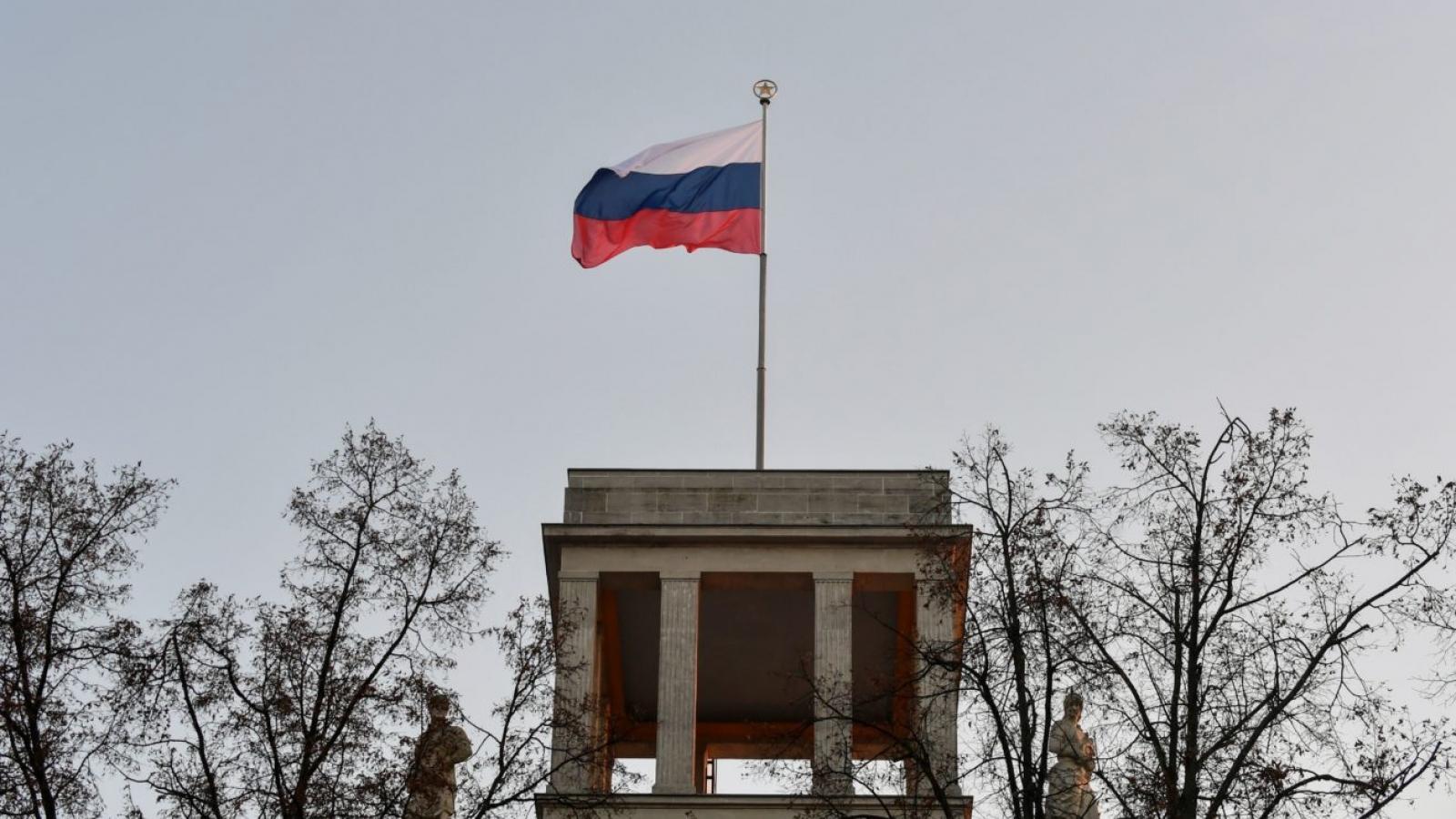 Làn sóng ngoại giao trục xuất giữa Nga và châu Âu