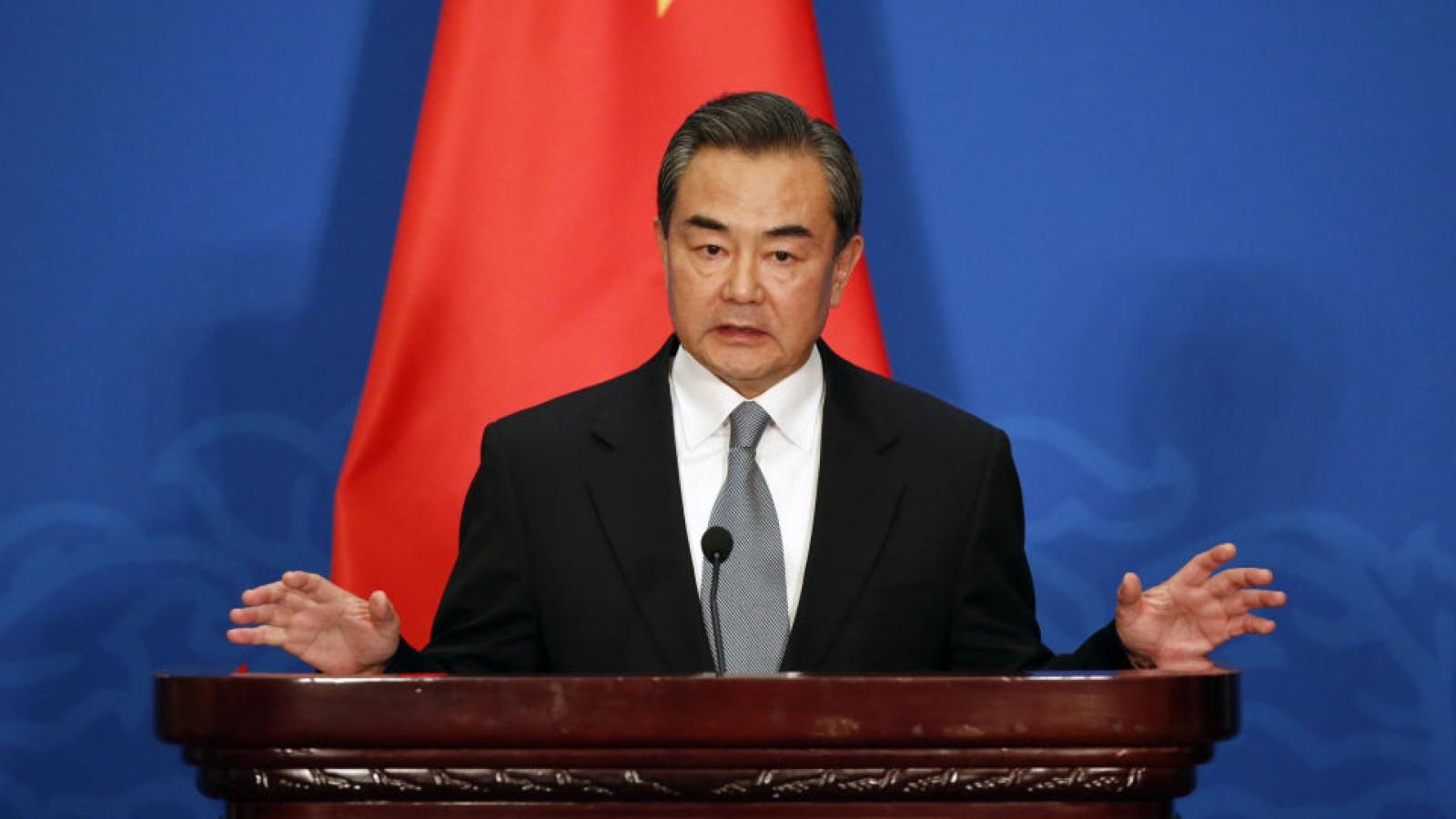 """Trung Quốc cảnh báo Nhật """"không nên bị cuốn vào đối đầu nước lớn"""""""
