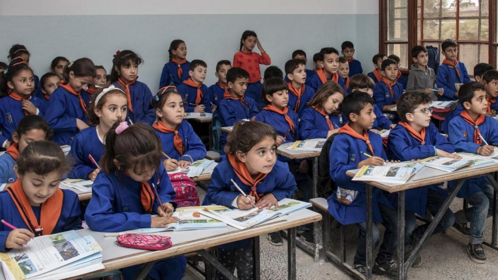 Nhiều trường học ở Syria đóng cửa vô thời hạn vì dịch Covid-19