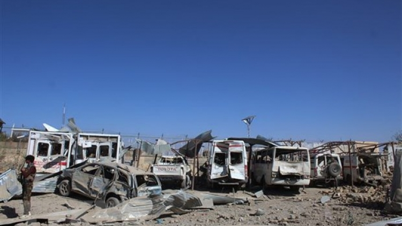 Afghanistan: 68 phần tử khủng bố Taliban bị tiêu diệt trong 1 ngày