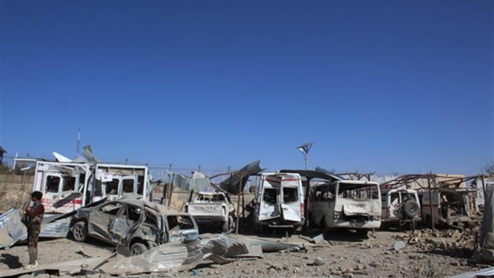 Afghanistan: Số vụ tấn công của Taliban tăng 24% kể từ sau Thỏa thuận hòa bình với Mỹ