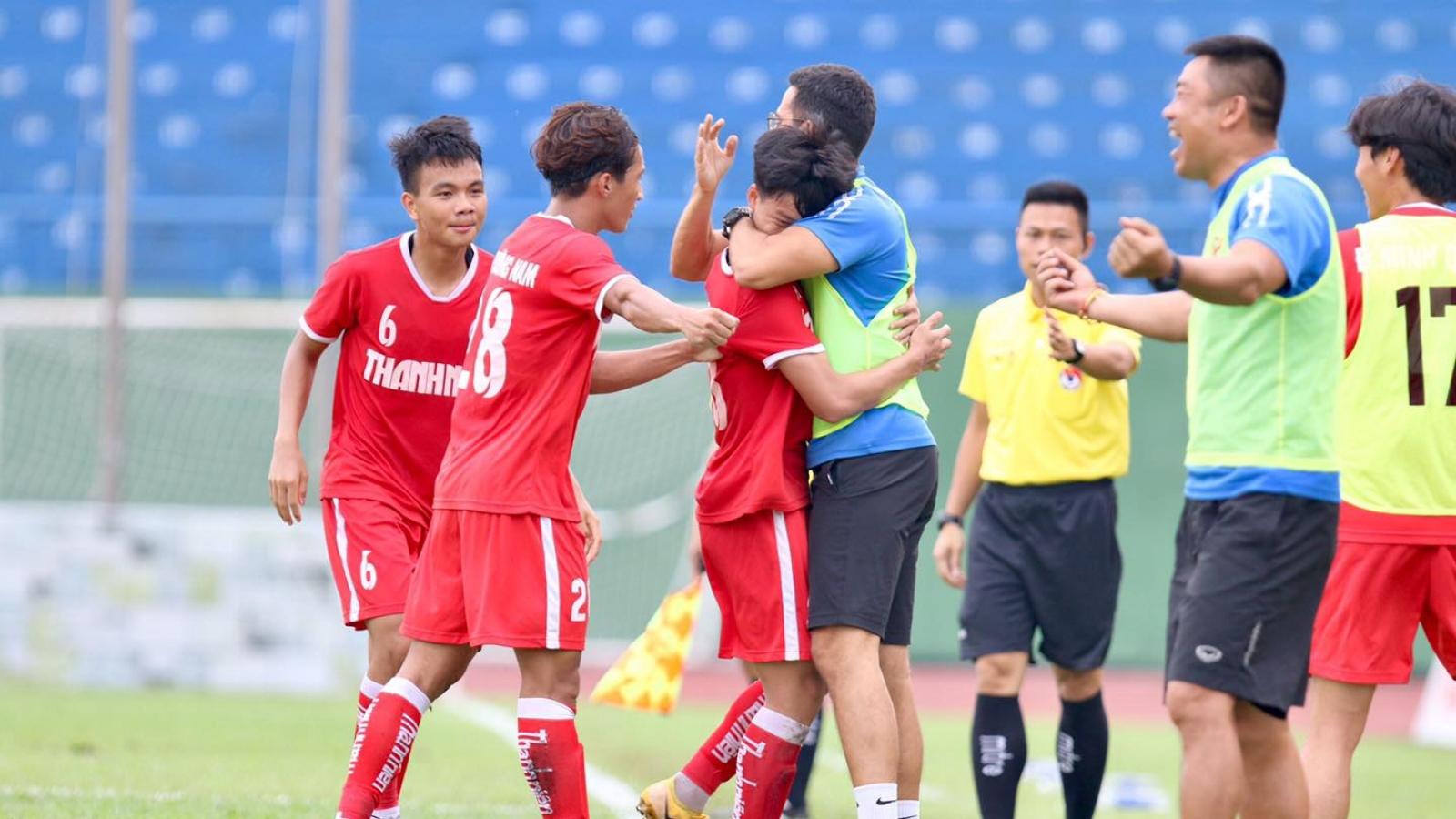 Thầy cũ của Công Phượng 3 năm liên tiếp thua chung kết U19 Quốc gia
