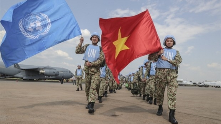 Vietnam vows to best fulfil role as UNSC Presidency in April