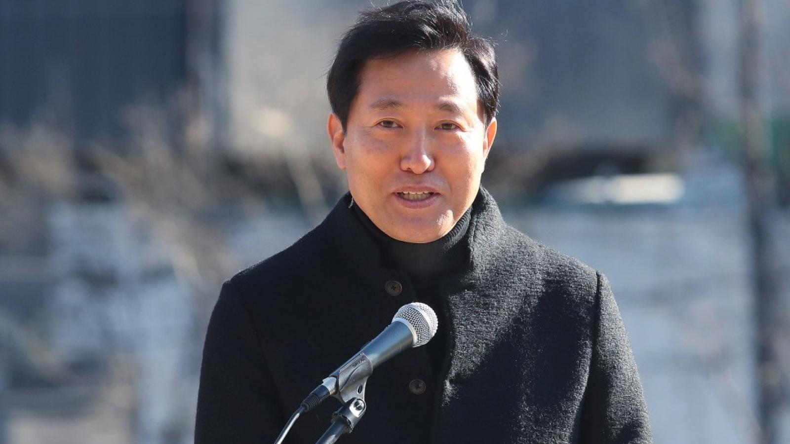 Đảng cầm quyền Hàn Quốc thất bại trong cuộc bầu cử bổ sung quan trọng