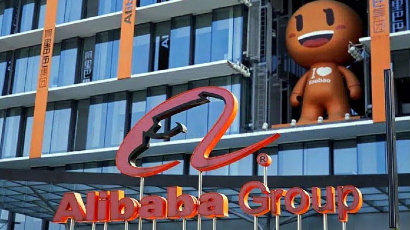 Trung Quốc phạt nặng Alibaba vì hành vi độc quyền