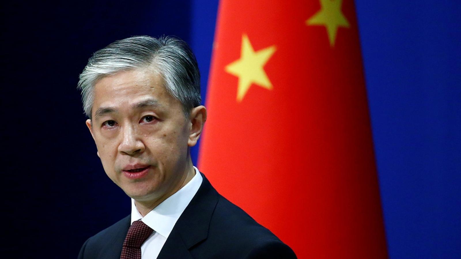 Trung Quốc phản bác tuyên bố chỉ trích của Mỹ về tấn công mạng