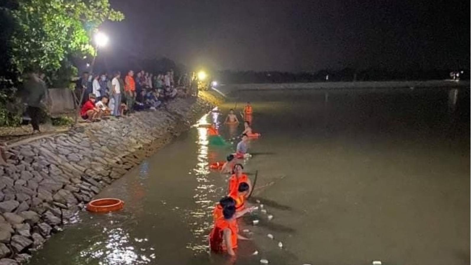 Đi tắm hồ, nam sinh lớp 9 ở Hà Tĩnh đuối nước thương tâm