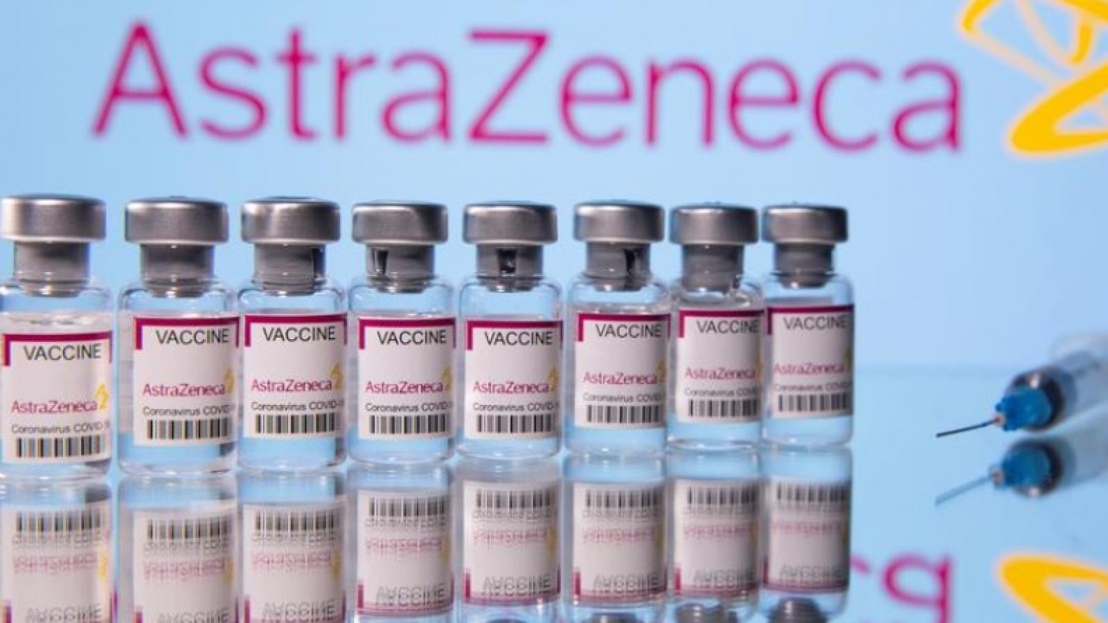 Châu Âu kết luận vaccine AstraZeneca có thể gây tác dụng phụ đông máu