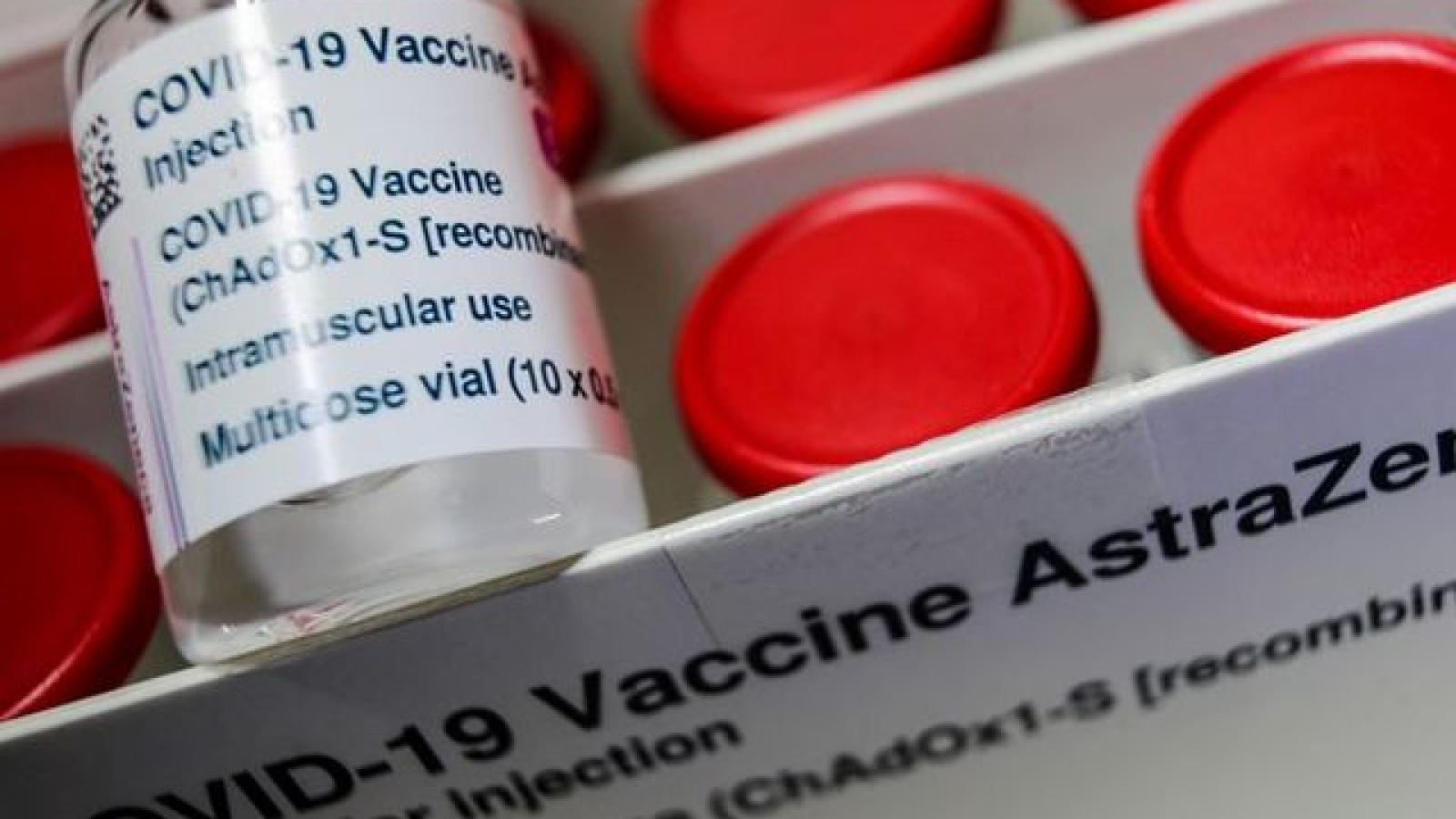 Mỹ dừng sản xuất vaccine ngừa Covid-19 của AstraZeneca tại nhà máy ở Baltimore